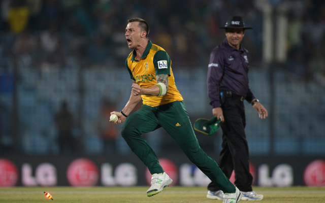 Twitter reacts to Dale Steyn's stunning match-winning effort against New Zealand