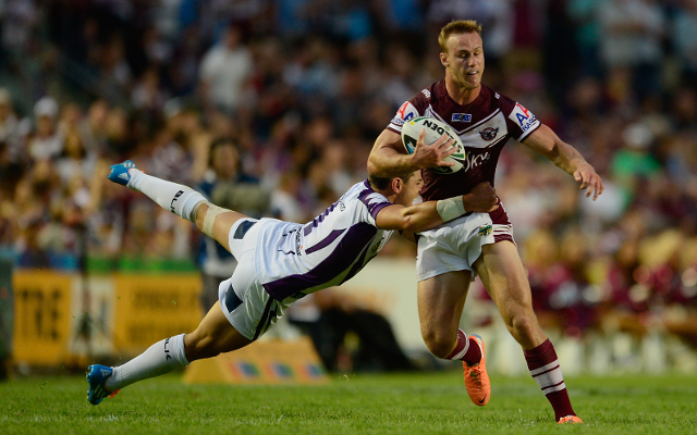 Daly Cherry-Evans: Gold Coast Titans say backflip rumours 'untrue'
