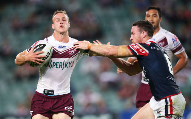 NRL news: Manly Sea Eagles fighting to keep hold of star playmakers Daly Cherry-Evans and Kieran Foran