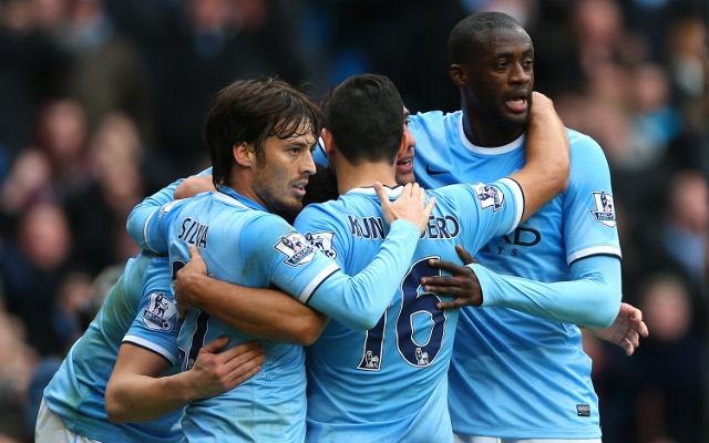 Manchester City predicted XI vs. Aston Villa: Navas keeps place, but Samir Nasri returns