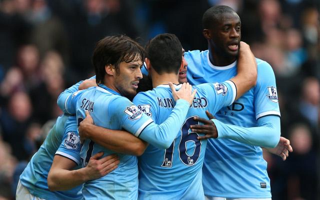 Manchester City predicted XI vs. Aston Villa: Navas keeps place, but Samir Nasri returns