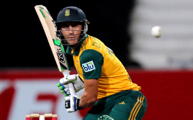 Faf du Plessis and Dale Steyn in doubt for T20 World Cup opener against Sri Lanka