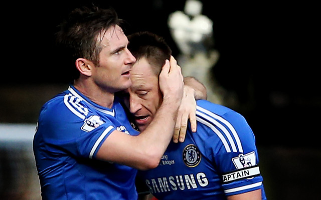 Five replacements for Frank Lampard at Chelsea including former Arsenal captain