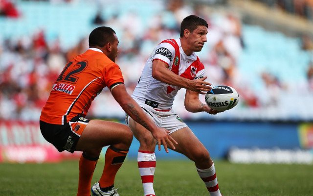 St George Illawarra Dragons thrash Cronulla Sharks 42-6: match report with video