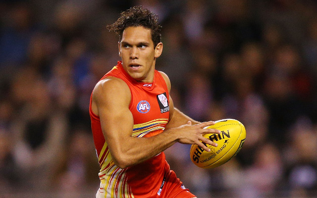 AFL club Gold Coast Suns re-sign Harley Bennell for three years