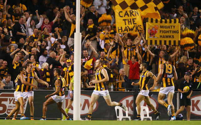 Collingwood Magpies v. Hawthorn Hawks: watch AFL live streaming – game preview