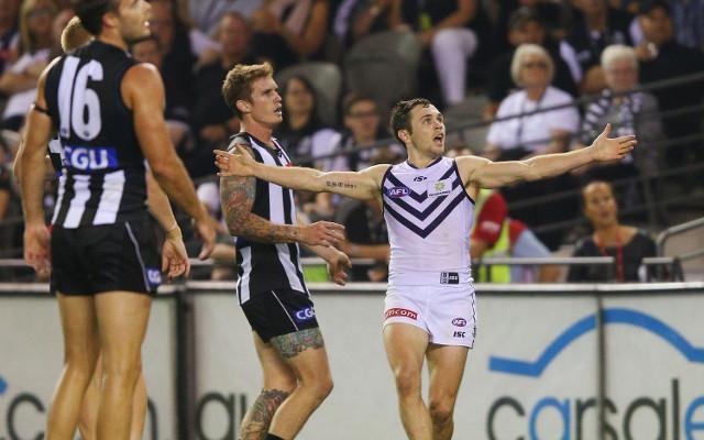 (Video) AFL season 2014 goal of the year candidate – Hayden Ballantyne
