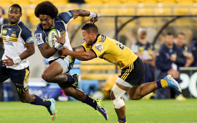 ACT Brumbies v Wellington Hurricanes: Super 15 rugby, live score, highlights – match report