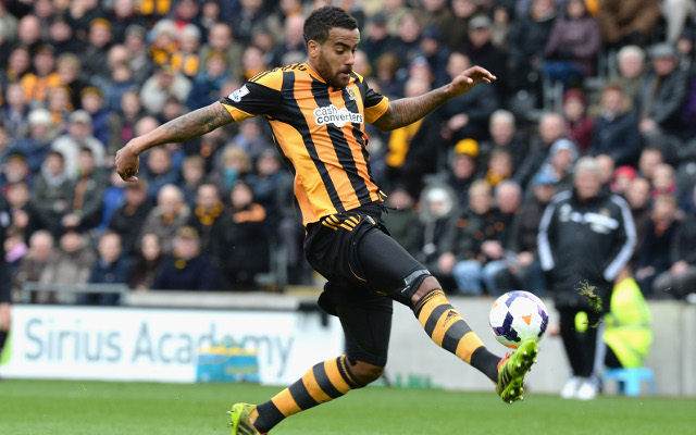 Hull City Tom Huddlestone