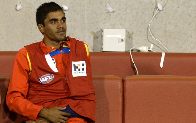 Gold Coast Suns' Jack Martin out for four months with shoulder injury