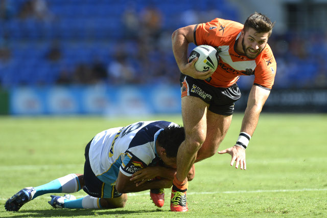Wests Tigers defeat South Sydney Rabbitohs 34-6: match report with video
