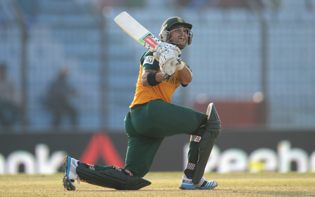 South Africa v New Zealand: Twenty20 World Cup – match report, scorecard and highlights