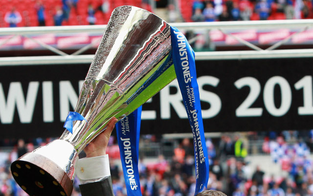 Private: Chesterfield v Peterborough United: Johnstone's Paint Trophy final match preview and live streaming
