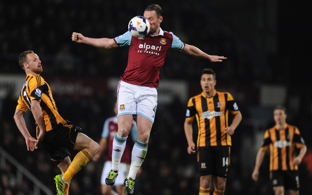 West Ham United 2-1 Hull City: Premier League match report, goals and highlights
