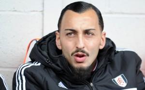 Kostas Mitroglou Fulham