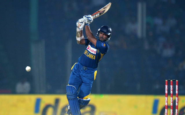 Sri Lanka v Afghanistan: Asia Cup 2014 – Kumar Sangakkara guides his team to 253