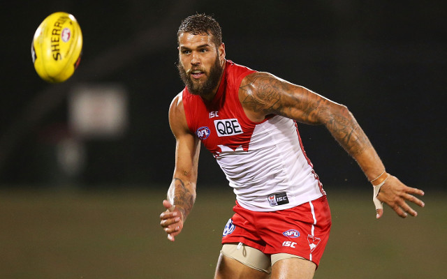 Lance Franklin's seizure scare will not affect the rest of his AFL career
