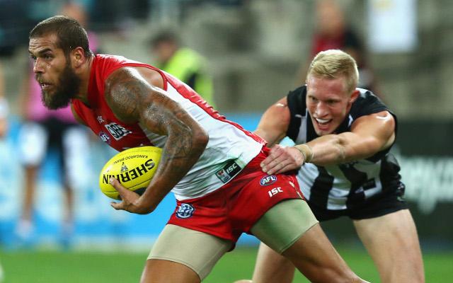 Sydney Swans v Collingwood Magpies: AFL live scores, highlights, match report