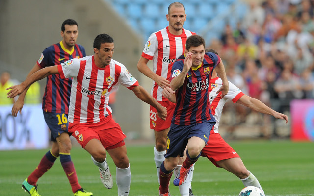 Private: FC Barcelona v Almeria: La Liga match preview and live streaming