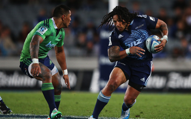 Auckland Blues v Otago Highlanders: Super 15 rugby live scores, highlights – match report