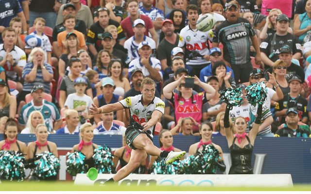 Penrith Panthers 26-18 over Cronulla Sharks: match report with video