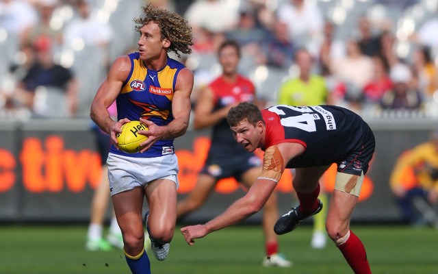 West Coast Eagles v Melbourne Demons: AFL live scores, highlights – match report