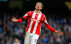 Peter Crouch Stoke City
