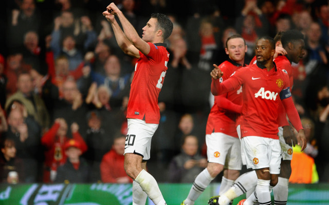 Manchester United 3-0 Olympiacos: video highlights and match report from Champions League