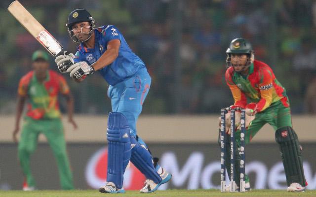 India v Bangladesh: ICC Twenty20 World Cup, live scores, highlights – match report