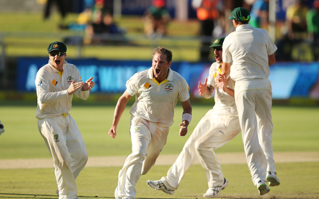 Ryan Harris hailed after match-winning performance against South Africa