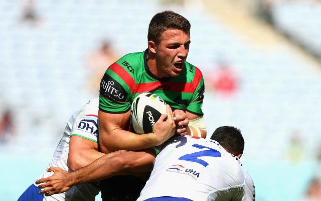 Sam Burgess denies South Sydney Rabbitohs are drifting apart