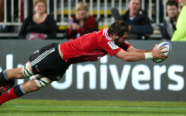 Private: Canterbury Crusaders v Western Stormers: Super 15 rugby live TV streaming – match preview