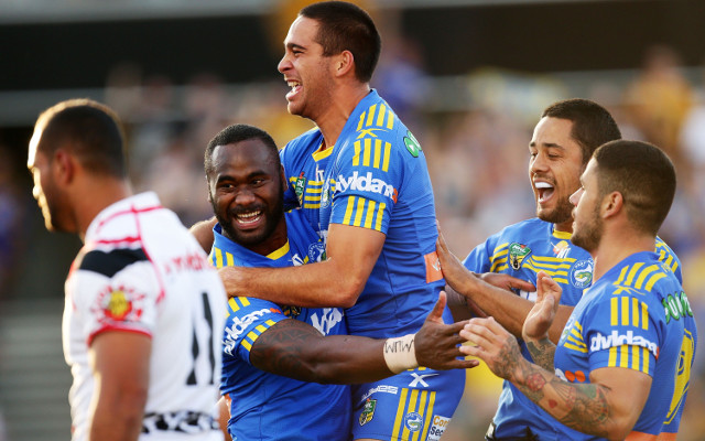 Parramatta Eels defeat St George Illawarra Dragons 16-12: match report with video