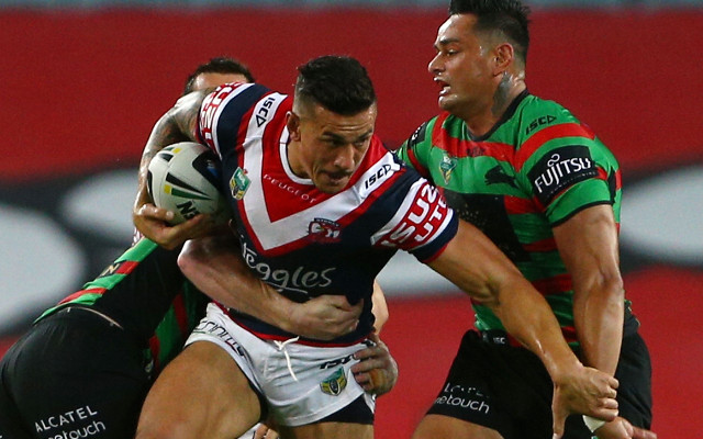 NRL news: Sonny Bill Williams suspended three weeks after shoulder charge