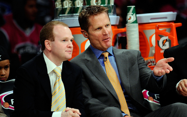 NBA news: Golden State Warriors finalise $25m deal with Steve Kerr