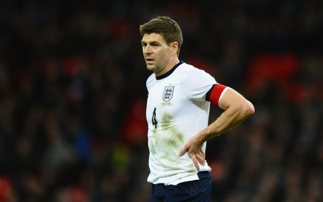 Steven Gerrard autobiography: Liverpool legend tells of how he was DUMPED as captain in a TOILET