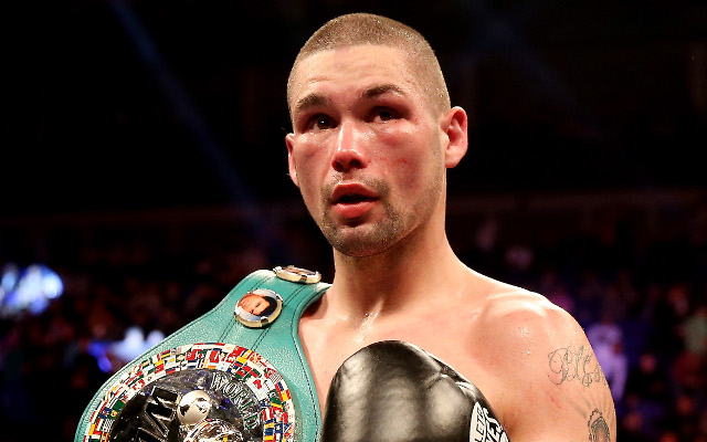 Tony Bellew vows to end rival Nathan Cleverly's career in rematch