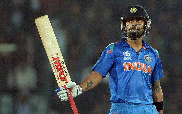 (Video) India beat Pakistan by 76 runs thanks to Kohli century as he continues to fill Tendulkar's shoes