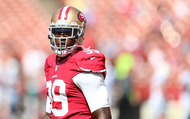 NFL news: San Francisco 49ers pick up option on Aldon Smith