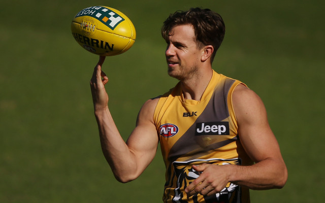 Richmond coach Damien Hardwick says playing injured Brett Deledio was 'wrong' call