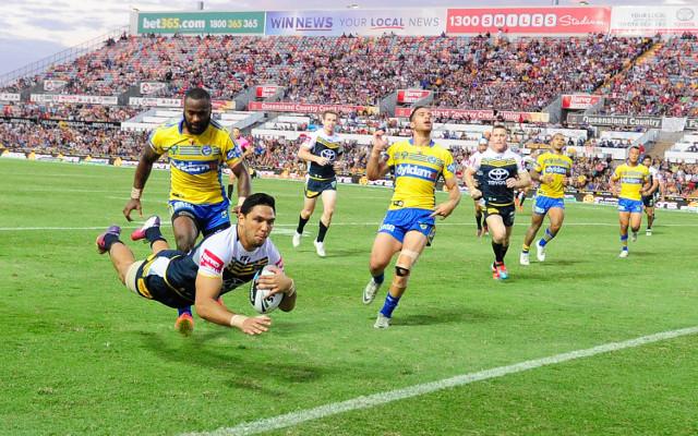 Parramatta Eels v North Queensland Cowboys: NRL live scores, ladder, highlights – match report