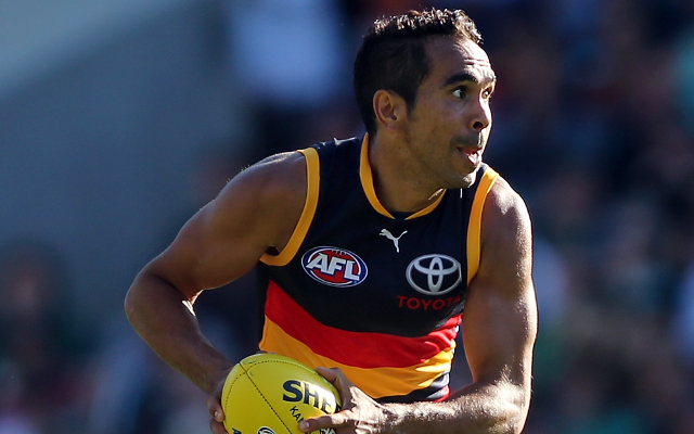 Eddie Betts: Star forward's move from Carlton to Adelaide Crows ruled legal by AFL