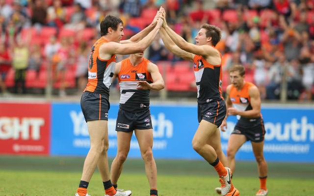 Greater Western Sydney Giants v Melbourne Demons: AFL live scores, ladder, highlights – report