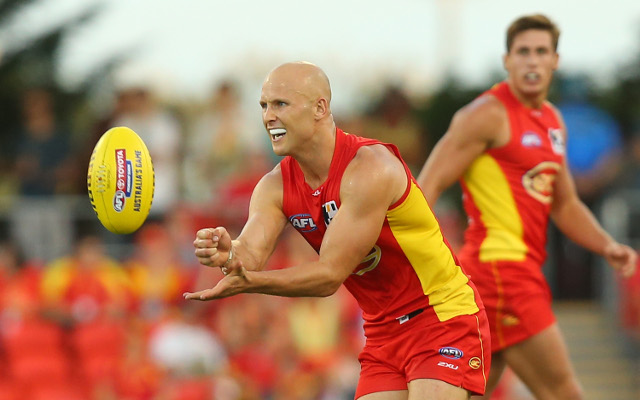 Gary Ablett: Gold Coast Suns star midfielder ruled out indefinitely