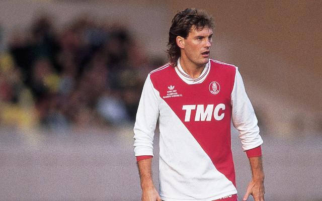 Glenn Hoddle Monaco