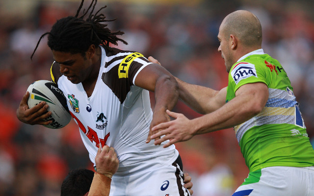 Canberra Raiders v Penrith Panthers: NRL live scores, ladder, highlights – match report