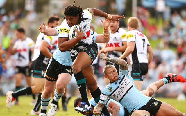 Cronulla Sharks v Penrith Panthers: NRL live scores, ladder, highlights – match report