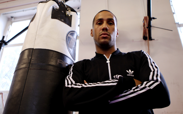 "James DeGale insists ""my time is here"" ahead of world title clash with Andre Dirrell"