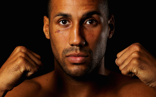 (Video) James DeGale signs for Matchroom – full press conference