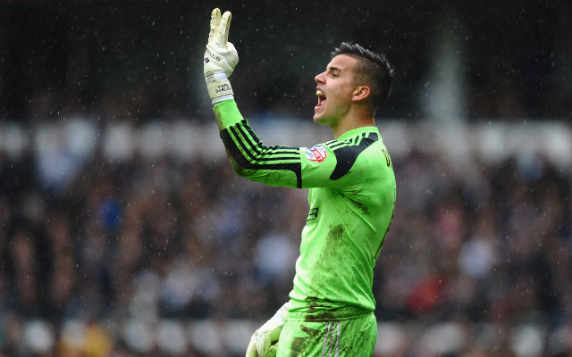 Liverpool and Tottenham chasing impressive young goalkeeper